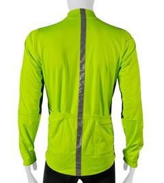 3m 360 reflective cycling jacket