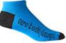 blue coolmax wicking socks