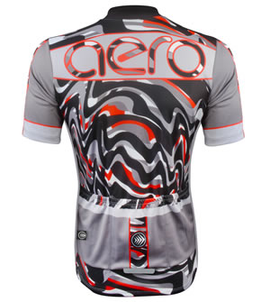 aero tech cycle jersey