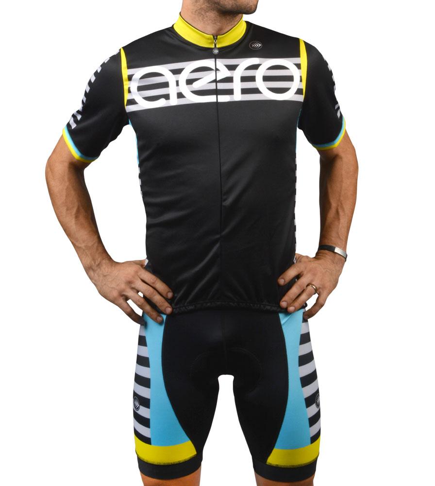 Jordan in the aero modern cycling kit