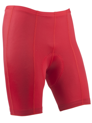 men red bike shorts