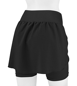 Padded Cycling Skort Back