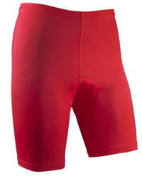 Classic Red bike short