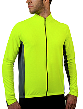 Long Sleeve Bike Jersey