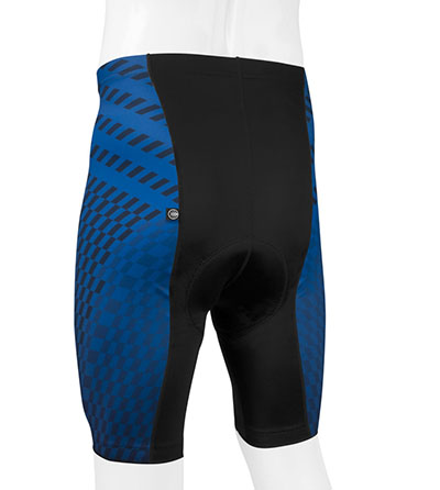 Power Tread Shorts Back