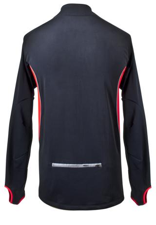 Track Jacket in Black