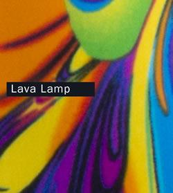 Lava Lamp Wild Print