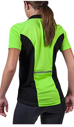 womens specific Neon green