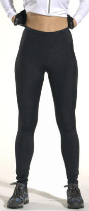 plus women's cycling tights