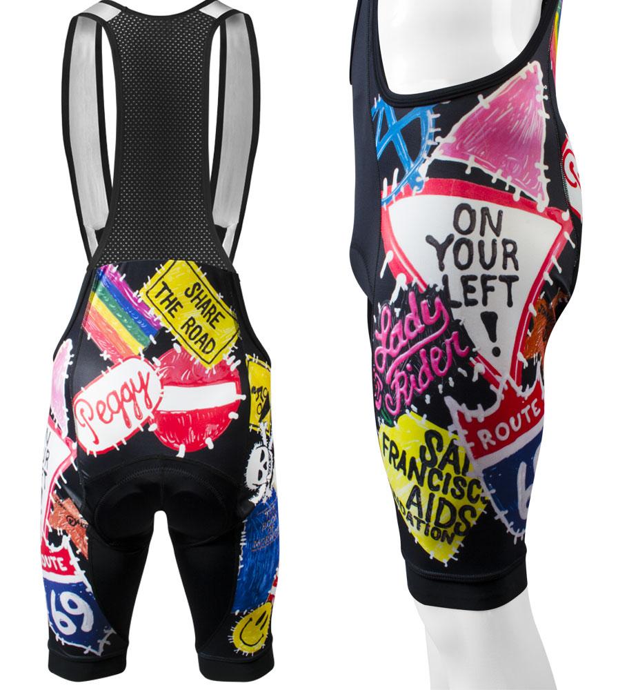 Aero Tech Designs Custom Cobra Fitness Bib Shorts