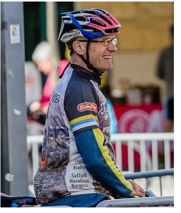Long Distance Cyclist - Danny Chew