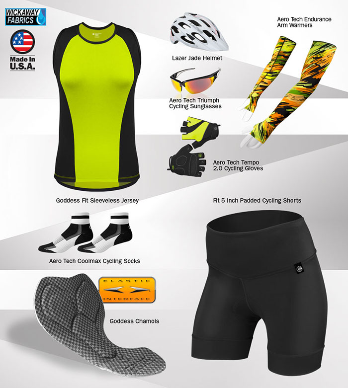 Make it a FIT Kit for your cycling ride!