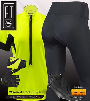Elite Women's Cycling Kit