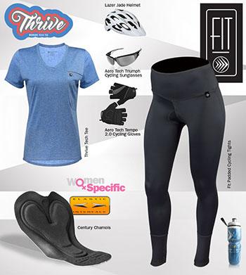 Thrive Cycling Kit