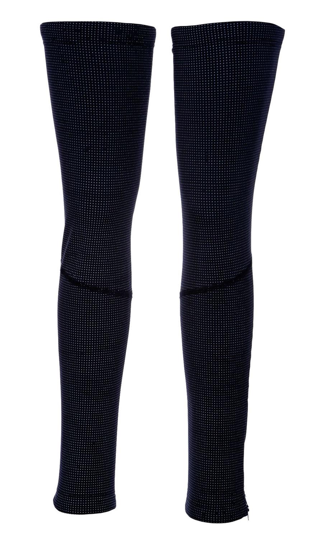 reflective leg warmers