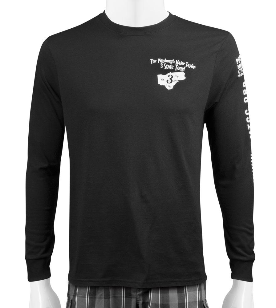 Major Taylor Three State Tour T-Shirt