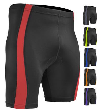 aero tech classic bike shorts