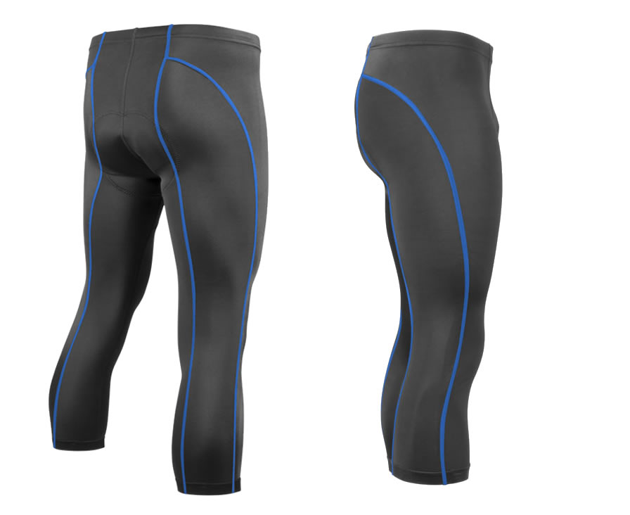 Men's Blue Triumph Cycling Knickers