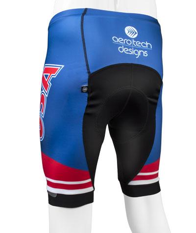 USA Shorts Back