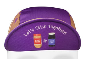 lets stick together peanut butter and jelly