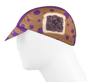 jelly cycling cap