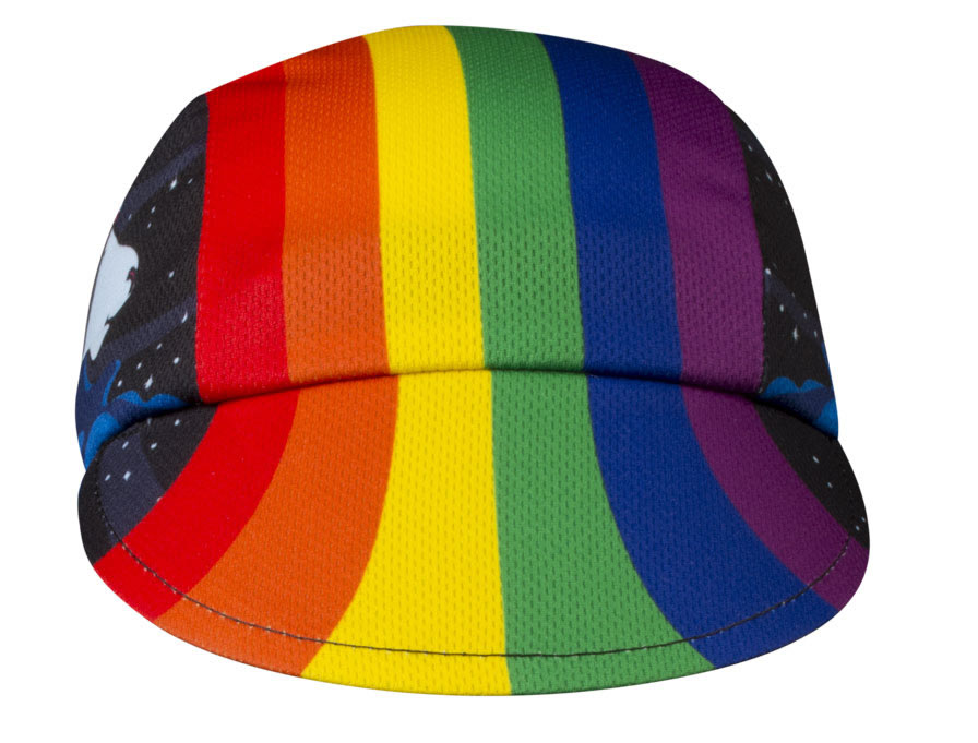rainbow cap - One of a Kind