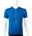 Blue Solid Color bike jersey