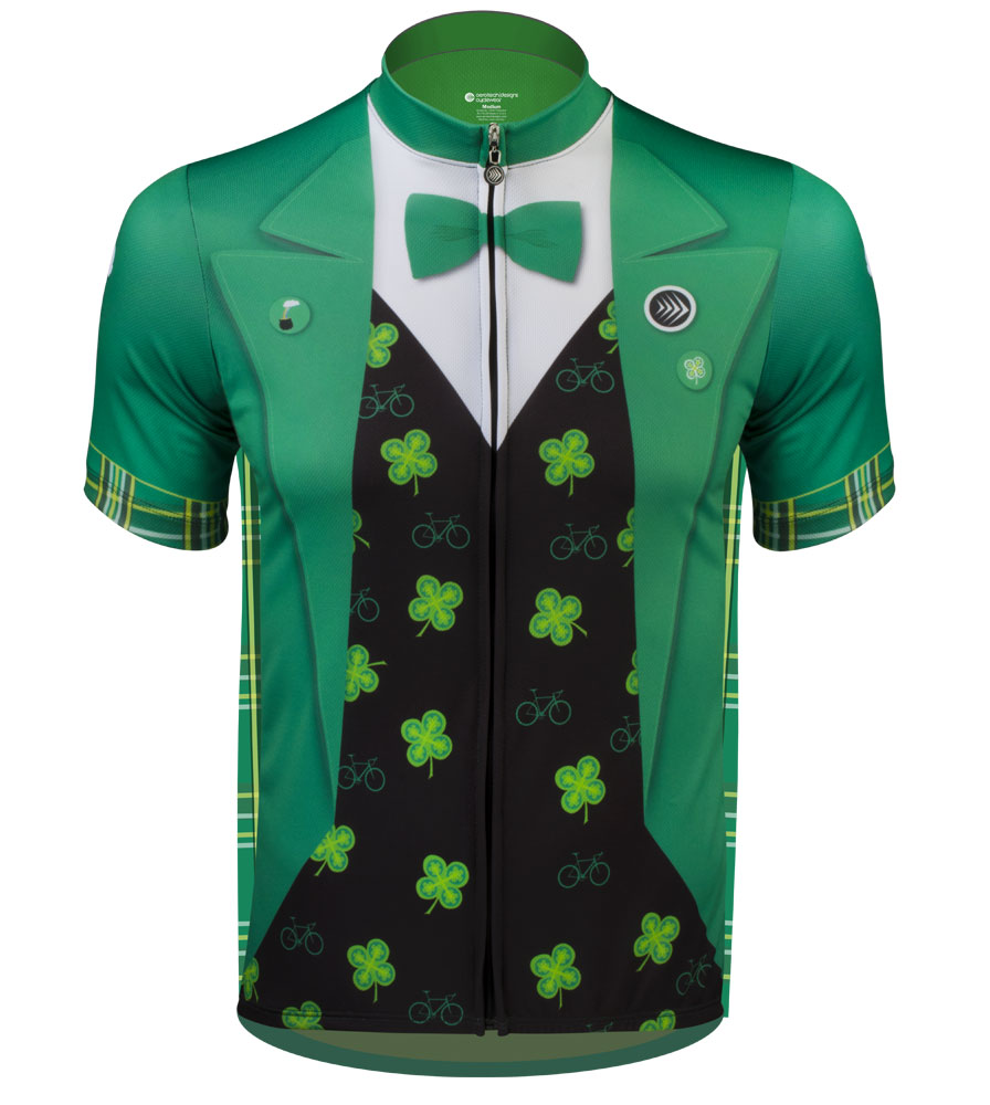 Lucky Leprechaun The Official St Patty S Day Cycling Jersey