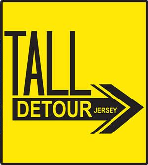 Tall Man's Detour Jersey