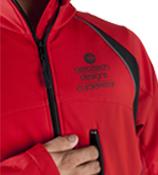 chest pocket panel