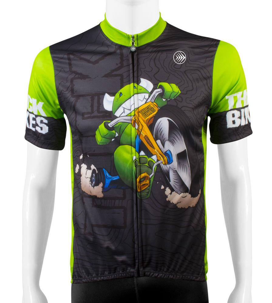 Aero Tech Designs Custom Thick Bikes Front