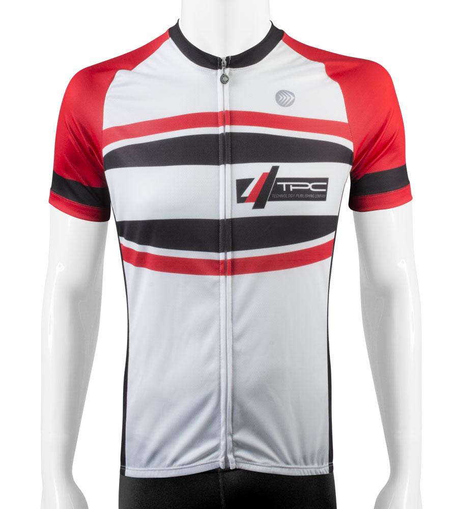 Team TPC Jersey Front
