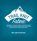 Durable Trail Knit Fabric