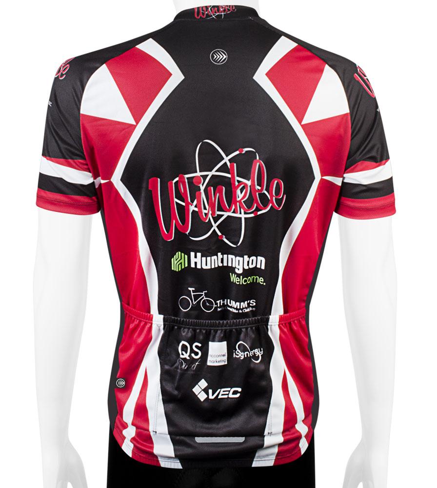 Winkle Cycling Jersey Back