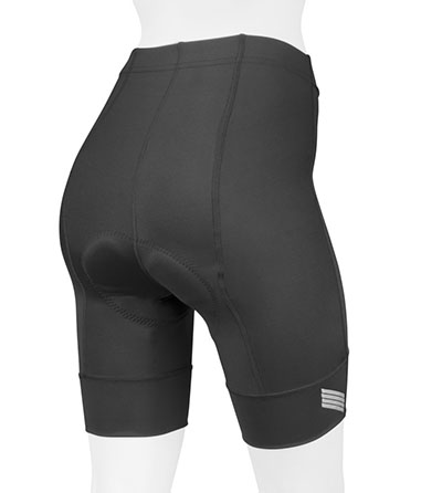 Women's Destination Bike Short Back