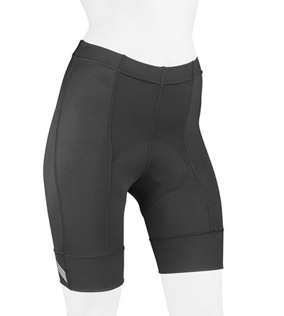 Women Destination Bike Short Front