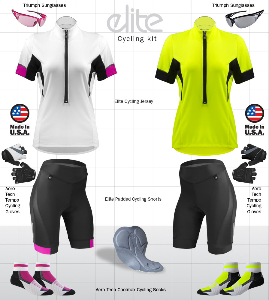 Women's Elite Cycling Kit