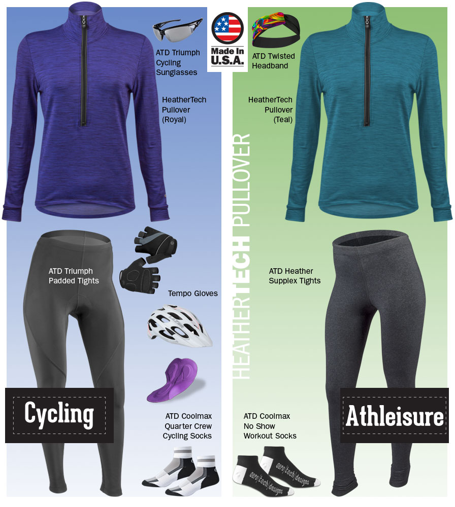 HeatherTech Cycling Kits