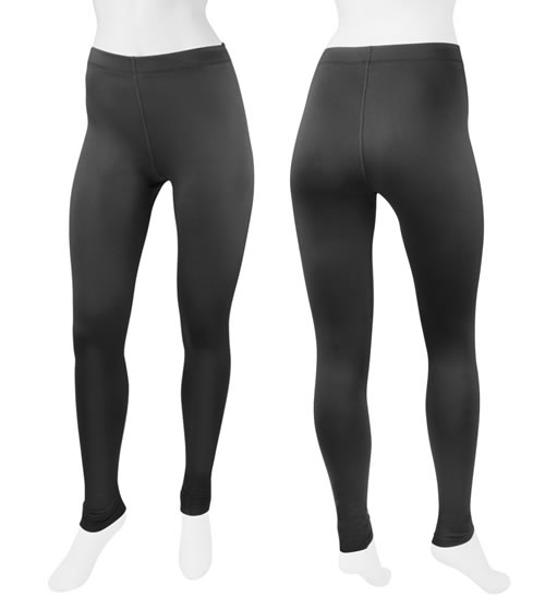 Women S Stretch Fleece Legging Tights Made In Usa