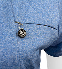 Front Chest Pocket