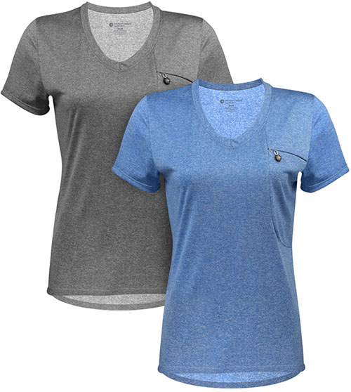 Two comfy colorways to choose from